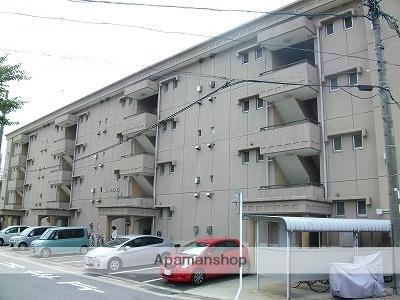 愛知県名古屋市名東区の築35年 4階建の賃貸マンション