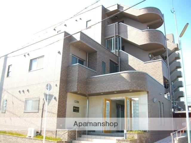 愛知県名古屋市緑区、神沢駅徒歩8分の築10年 4階建の賃貸マンション