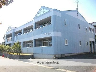 愛知県愛知郡東郷町の築22年 2階建の賃貸アパート