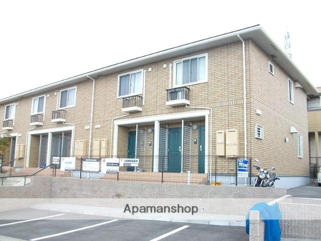 愛知県名古屋市緑区、徳重駅徒歩17分の築9年 2階建の賃貸アパート