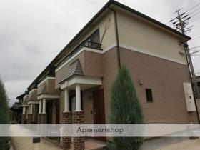 愛知県丹羽郡扶桑町、扶桑駅徒歩20分の築9年 2階建の賃貸テラスハウス