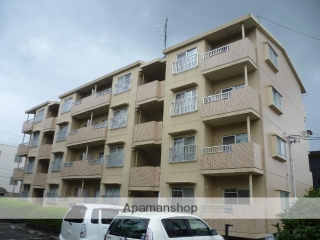 愛知県犬山市、犬山駅徒歩12分の築25年 4階建の賃貸マンション