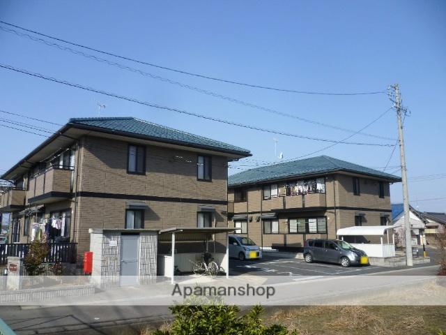 愛知県犬山市、犬山口駅徒歩48分の築16年 2階建の賃貸アパート