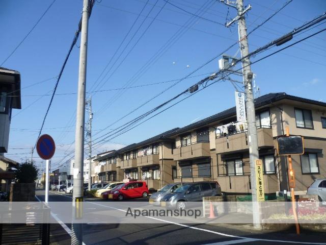 愛知県犬山市、犬山口駅徒歩16分の築20年 2階建の賃貸アパート