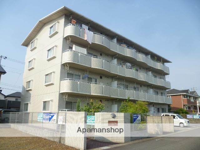 愛知県犬山市、犬山駅徒歩8分の築23年 4階建の賃貸マンション