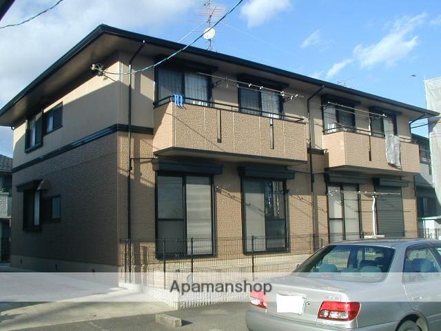 愛知県犬山市、犬山口駅徒歩22分の築21年 2階建の賃貸アパート