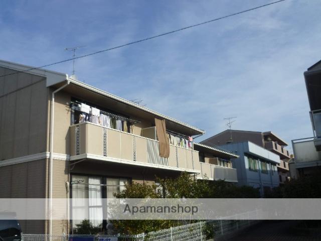 愛知県犬山市、犬山口駅徒歩20分の築23年 2階建の賃貸アパート