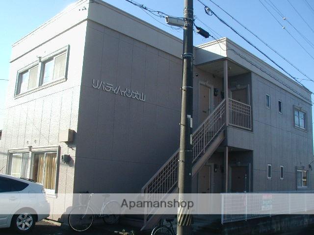 愛知県犬山市、犬山駅徒歩8分の築28年 2階建の賃貸アパート