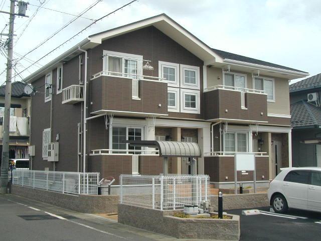 愛知県犬山市、木津用水駅徒歩25分の築8年 2階建の賃貸アパート