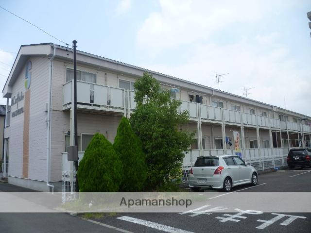 岐阜県各務原市、鵜沼宿駅徒歩11分の築22年 2階建の賃貸アパート