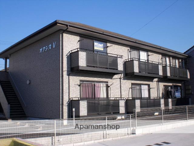愛知県犬山市の築14年 2階建の賃貸アパート