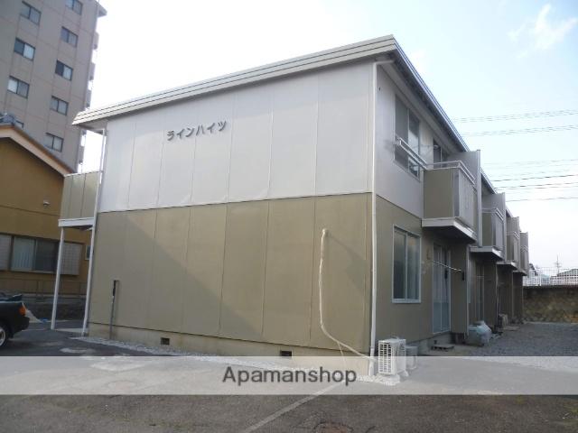 愛知県犬山市、犬山口駅徒歩6分の築33年 2階建の賃貸アパート