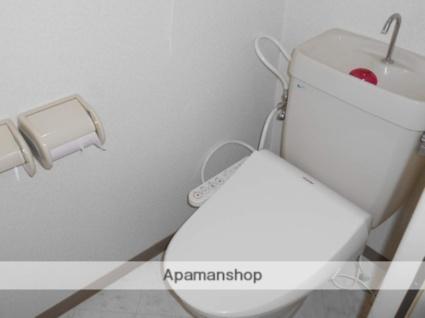 フラワーキャスル[2DK/39.3m2]のトイレ