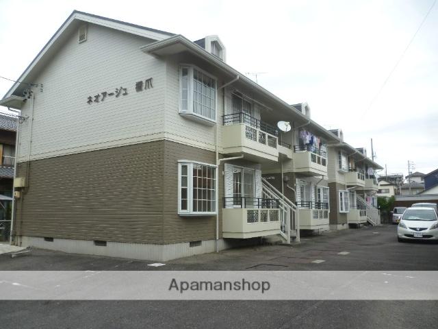 愛知県犬山市、犬山口駅徒歩5分の築23年 2階建の賃貸アパート
