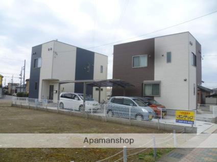 愛知県丹羽郡大口町、柏森駅徒歩15分の築1年 2階建の賃貸一戸建て