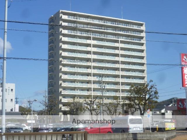 愛知県犬山市、犬山駅徒歩8分の築2年 15階建の賃貸マンション