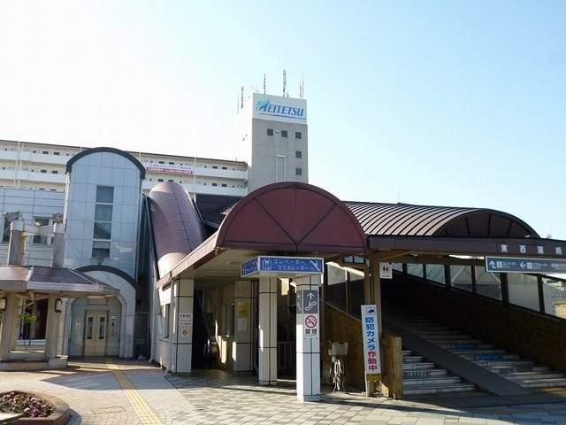 名鉄犬山線:犬山駅