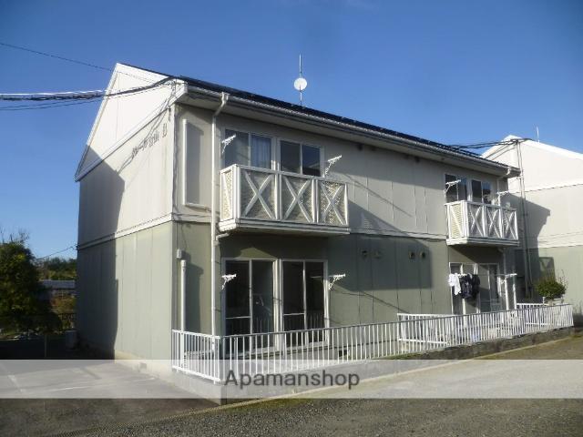愛知県犬山市、羽黒駅徒歩30分の築25年 2階建の賃貸アパート