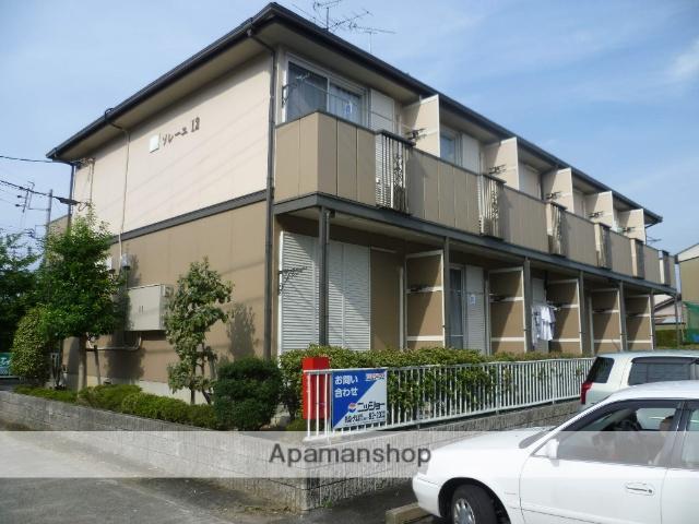 愛知県犬山市、犬山口駅徒歩4分の築23年 2階建の賃貸アパート