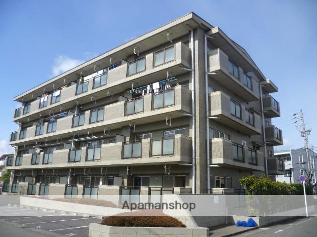 愛知県犬山市、犬山駅徒歩10分の築19年 4階建の賃貸マンション