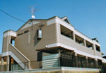 岐阜県各務原市、鵜沼駅徒歩6分の築15年 2階建の賃貸アパート