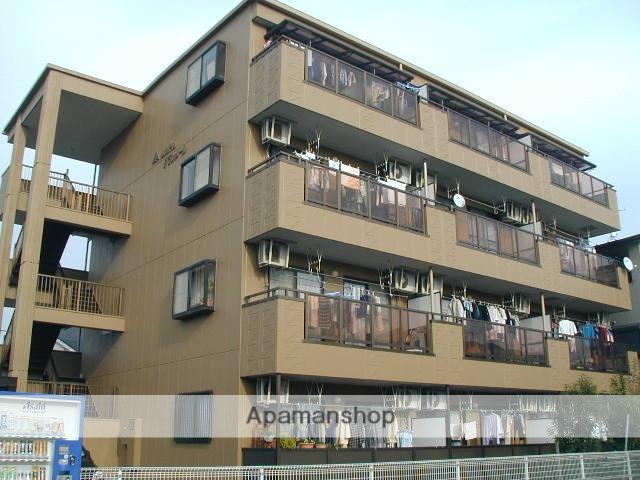 愛知県丹羽郡扶桑町、柏森駅徒歩10分の築19年 4階建の賃貸マンション