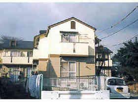 愛知県犬山市、犬山駅徒歩11分の築25年 2階建の賃貸アパート