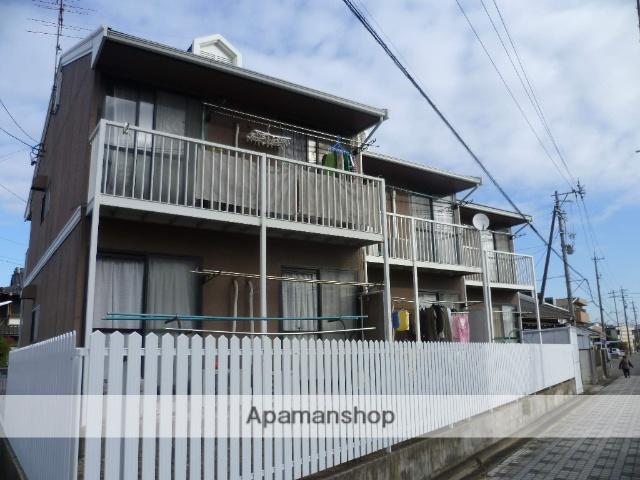 愛知県犬山市、犬山口駅徒歩15分の築27年 2階建の賃貸アパート
