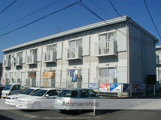 愛知県犬山市、犬山駅徒歩11分の築29年 2階建の賃貸アパート