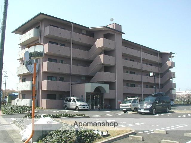 愛知県犬山市、羽黒駅徒歩7分の築17年 5階建の賃貸マンション