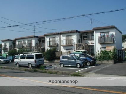 愛知県犬山市、木津用水駅徒歩8分の築29年 2階建の賃貸アパート