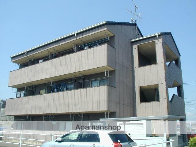 愛知県犬山市、犬山駅徒歩6分の築18年 3階建の賃貸マンション