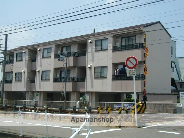 愛知県丹羽郡扶桑町、木津用水駅徒歩4分の築23年 3階建の賃貸マンション