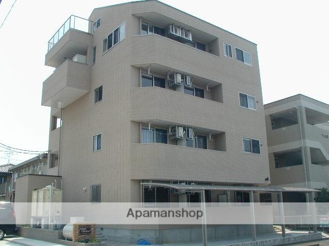 愛知県犬山市、木津用水駅徒歩20分の築10年 4階建の賃貸マンション