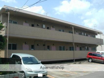 愛知県犬山市、犬山駅徒歩15分の築36年 2階建の賃貸アパート
