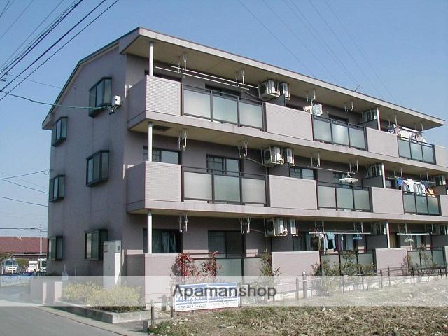 岐阜県可児市、日本ライン今渡駅徒歩7分の築19年 3階建の賃貸マンション