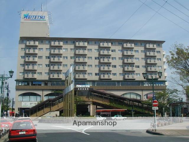 愛知県犬山市、犬山駅徒歩1分の築26年 8階建の賃貸マンション