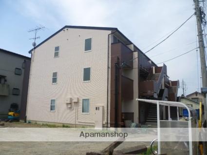 愛知県犬山市、木津用水駅徒歩7分の築18年 3階建の賃貸アパート
