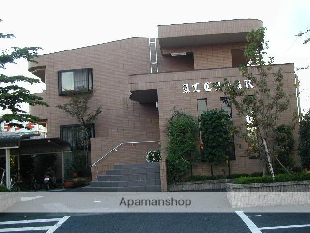 愛知県犬山市の築20年 2階建の賃貸マンション
