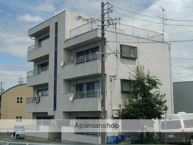 愛知県犬山市の築28年 4階建の賃貸マンション