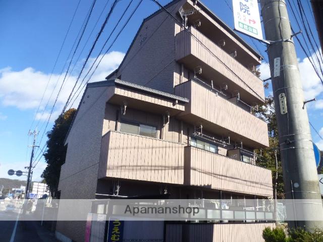 愛知県犬山市、犬山遊園駅徒歩2分の築15年 4階建の賃貸マンション