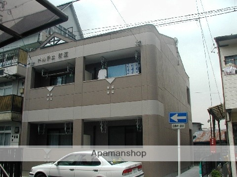 愛知県犬山市、犬山駅徒歩8分の築15年 2階建の賃貸アパート