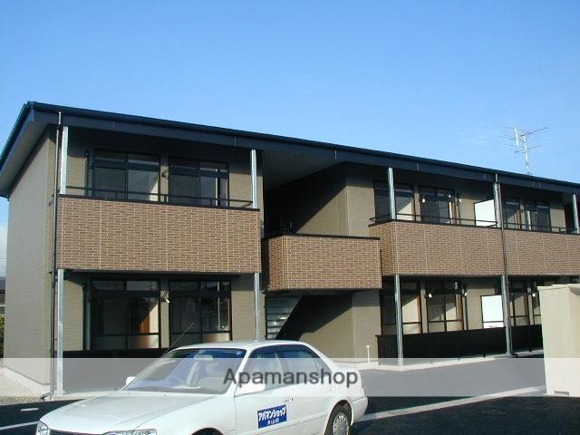 愛知県犬山市、田県神社前駅徒歩28分の築14年 2階建の賃貸アパート