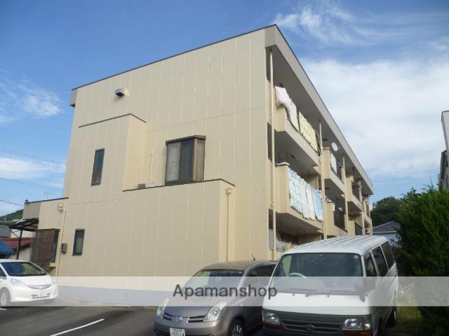 愛知県犬山市、犬山駅徒歩10分の築29年 3階建の賃貸マンション