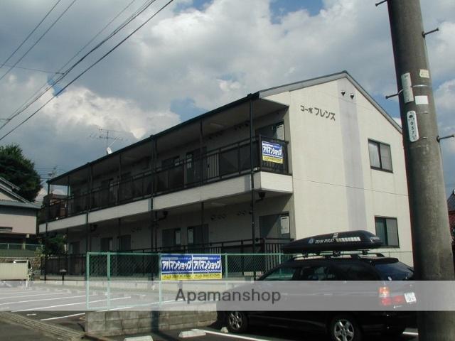 愛知県犬山市、犬山口駅徒歩6分の築22年 2階建の賃貸アパート