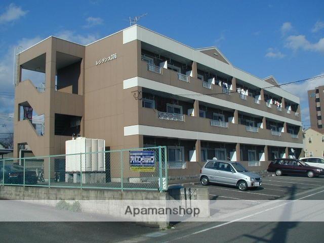愛知県犬山市、犬山口駅徒歩21分の築24年 3階建の賃貸マンション