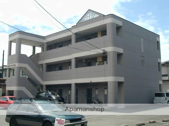 愛知県犬山市、羽黒駅徒歩6分の築20年 3階建の賃貸マンション