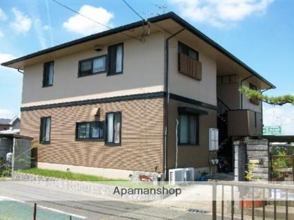 愛知県丹羽郡扶桑町、柏森駅徒歩32分の築19年 2階建の賃貸アパート