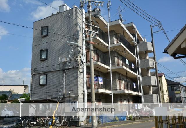 愛知県清須市、二ツ杁駅徒歩6分の築24年 5階建の賃貸マンション