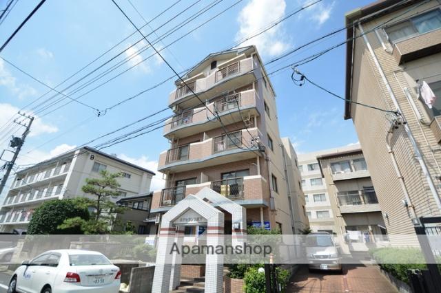 愛知県稲沢市、稲沢駅徒歩25分の築23年 5階建の賃貸アパート